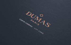 Carte Cadeau Dumas Paris